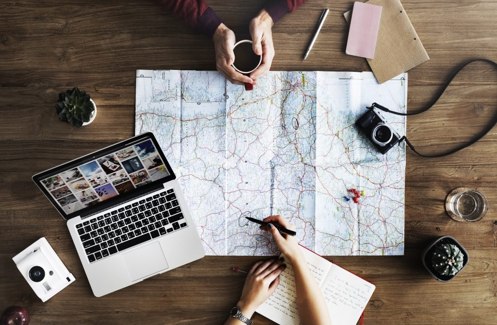 The 4 E's of Travel Planning
