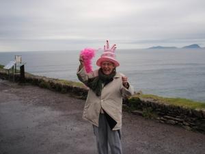 Birthday Girl in Ireland