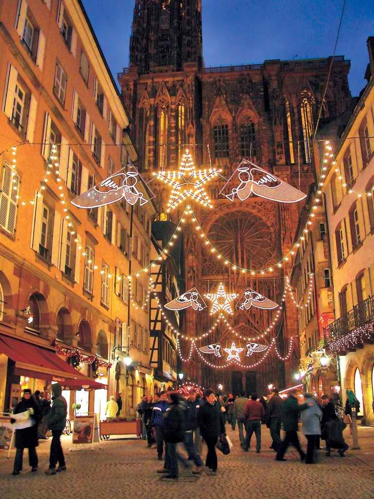 3 Northeastern Christmas Markets