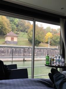 Sailing the Danube River