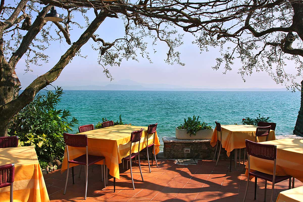 expereince european travel and visit Sirmione on Lake Garda