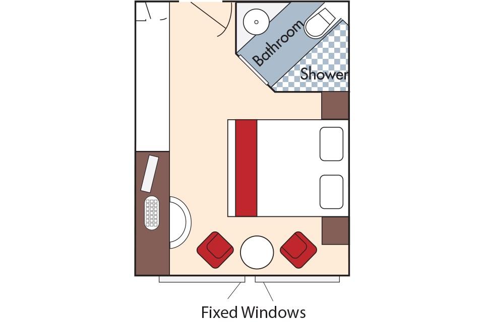 Category D Floor Plan