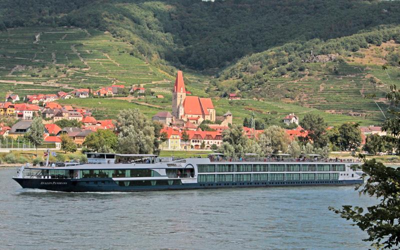 Your Cruise Ship: Avalon Panorama