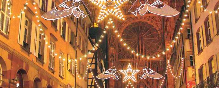 3 Northeastern Christmas Markets